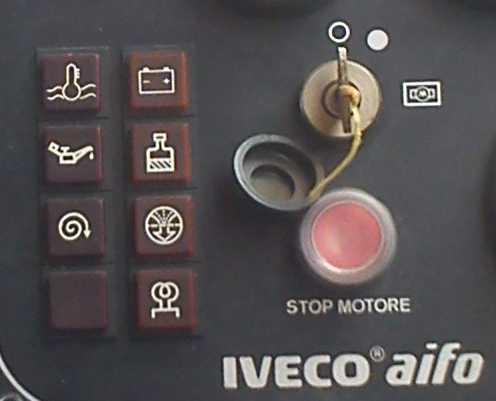 Iveco Aifo Warning Dash Lights Explanation Please border=